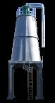 Sawdust silo (cylindrical)