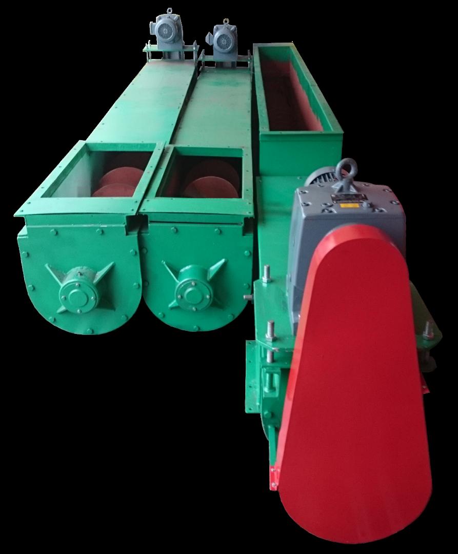 Worm conveyor