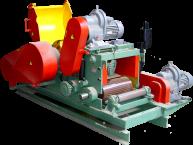 Wood waste shredding machine SDO 400