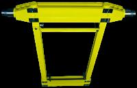 Inner frame into frame saw G 710 RZ