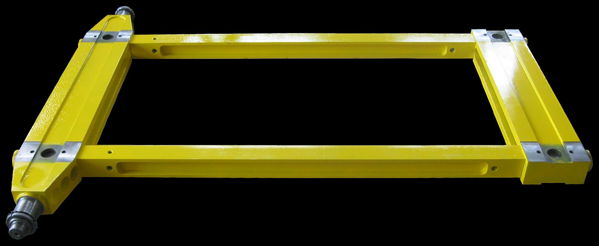 Inner frame into frame saw G 710 R