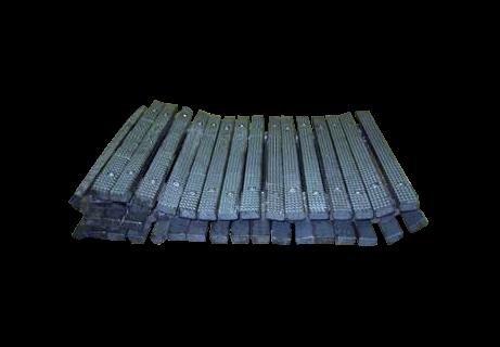 Segmentový dopravní pás rozmítací pily