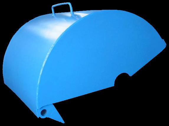 Upper cover of shredding machine SDO 700