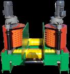 Separator wedges RVN
