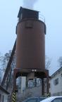 Silo na piliny (120 m3)