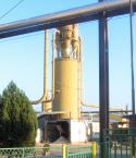 Sawdust silo (120 m3)