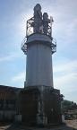 Sawdust silo (160 m3)
