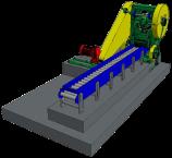 Shredding machine HADER